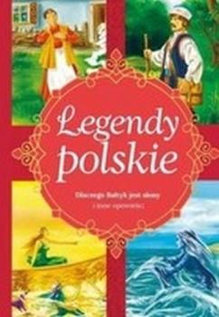 LEGENDY POLSKIE - DLACZEGO BAŁTYK....