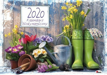 KALENDARZ 2020 BIODYNAMICZNY KA 1