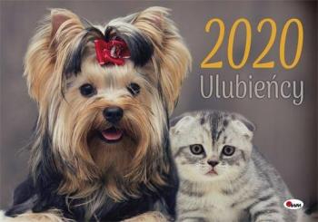 KALENDARZ 2020 ULUBIEŃCY KA3
