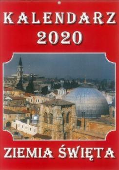 KALENDARZ ADAM 2020 ZIEMIA ŚWIĘTA