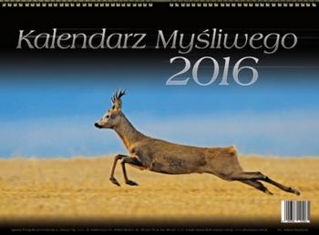 KALENDARZ 2019 MAZURY/ MYŚLIWEGO