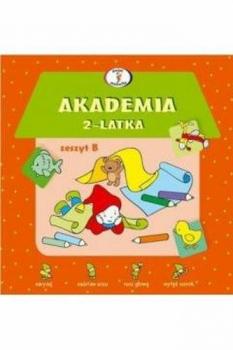 AKADEMIA - 2 LATKA ZESZYT B
