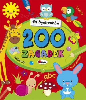DLA BYSTRZAKÓW 200 ZAGADEK NOWE