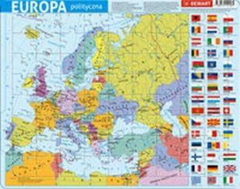 PUZZLE RAMKOWE EUROPA POLITYCZNA