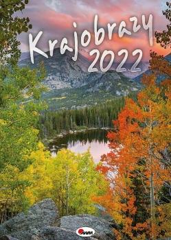KALENDARZ 2022 KRAJOBRAZY SM 1