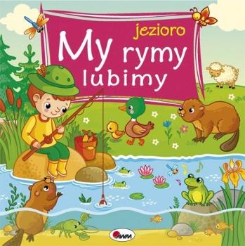 MY RYMY LUBIMY 4 JEZIORO
