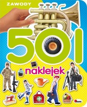 501 NAKLEJEK ZAWODY